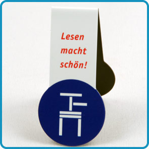 """Magnet-Lesezeichen """"HAWK"""""""